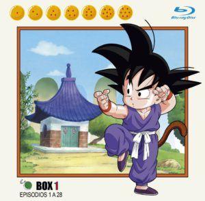 Dragon Ball Box 1 BD