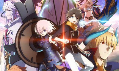 La historia principal de Fate/Grand Order finalizará tras el