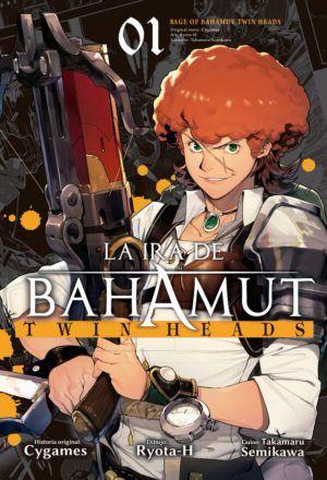 La Ira de Bahamut: Twin Heads #1