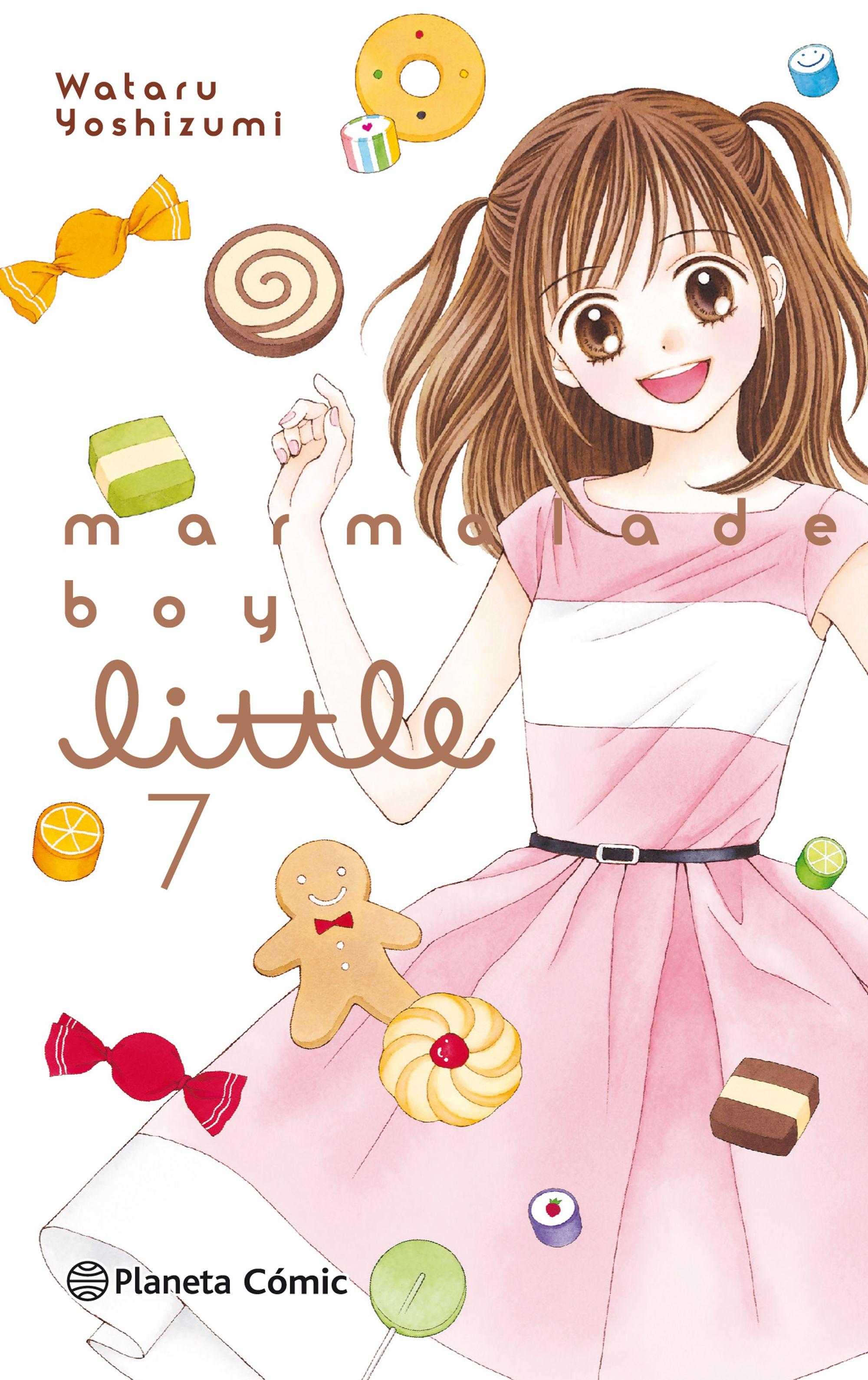 Marmalade Boy Little 7