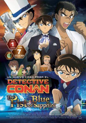 Detective Conan: El Puño de Zafiro Azul – BD
