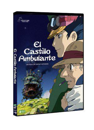 El Castillo Ambulante DVD