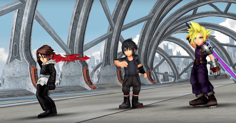 Noctis regresa a Dissidia Final Fantasy Opera Omnia - Ramen Para Dos