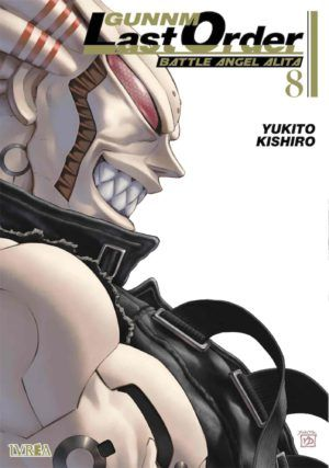 Gunnm Last Order Nueva Edición #8