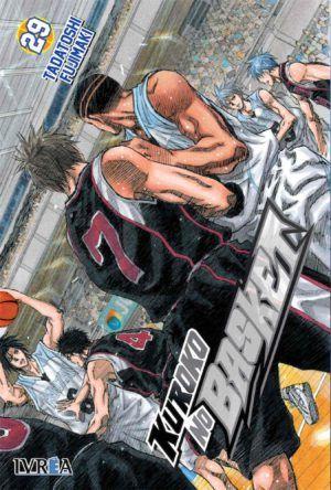 Kuroko no Basket #29
