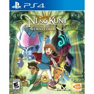 Ni No Kuni: La ira de la bruja blanca – Remastered