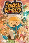 The Snack World TV Animation #2
