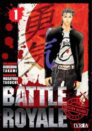 Battle Royale Edición Deluxe #1