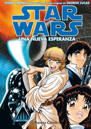 Star Wars: Una nueva esperanza #1