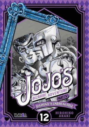 Jojo's Bizarre Adventure part IV Diamond is Unbreakable #12