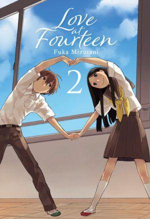 Love at Fourteen #2