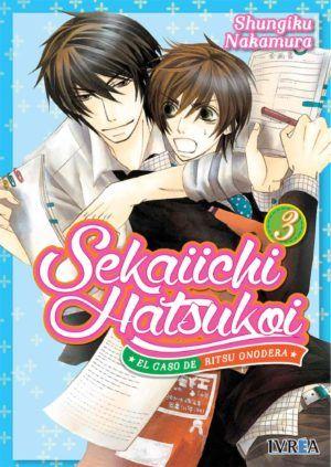 Sekaiichi Hatsukoi #3