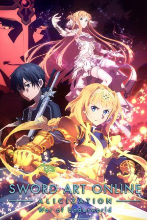 Sword Art Online: Alicization – War of Underworld
