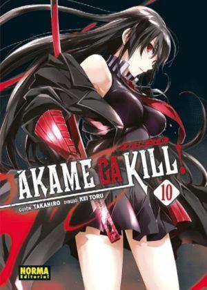 Akame ga Kill! Zero #10