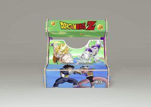 arcade mini dragon ball