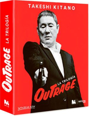 Outrage Pack Trilogía