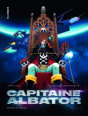 Capitán Harlock: memorias de la Arcadia #1
