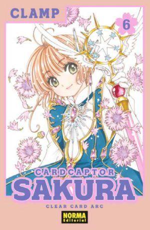 CardCaptor Sakura Clear Card #6