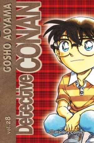 Detective Conan Nueva Edición #28