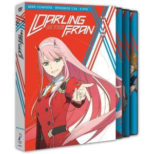 Darling in the Franxx Serie Completa DVD
