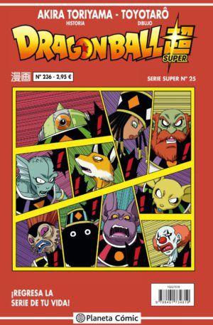 Dragon Ball Super (Serie Super) #236