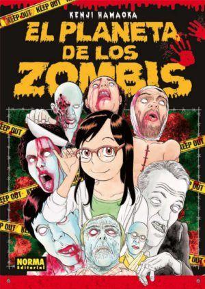 El planeta de los zombis
