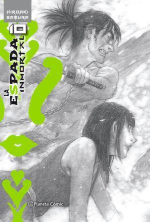 La Espada del Inmortal (Kanzenban) #10