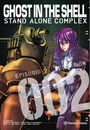 Ghost in the Shell Stand Alone Complex #2