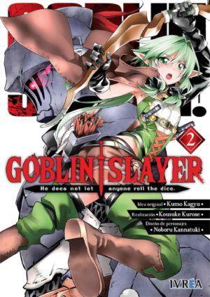 Goblin Slayer (manga) #2