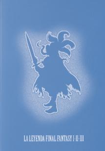 La leyenda de Final Fantasy I-II-II – Edición limitada Final Fantasy III