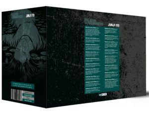 Pack recopilatorio Junji Ito: Relatos terroríficos