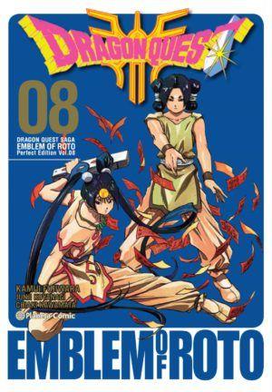 Dragon Quest Emblem of Roto #8