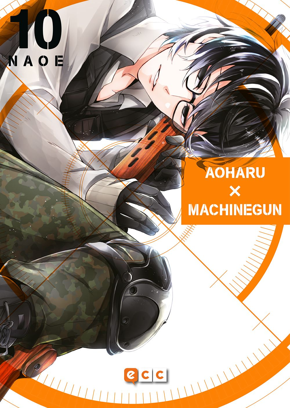 Aoharu x Machinegun 10
