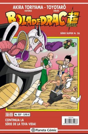 Bola de Drac Super (Série Super) #237