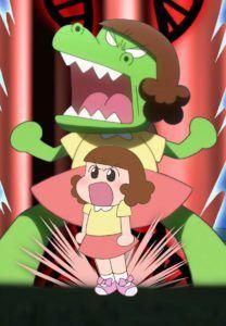 Dino Girl Gauko 2