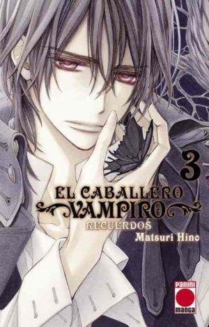 El Caballero Vampiro: Recuerdos #3