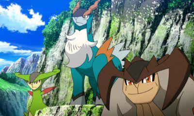 Pokemon Cobalion Terrakion, Virizion Keldeo