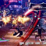 Persona 5 Scramble example battle