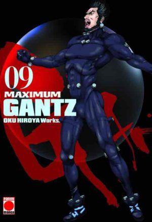 Gantz Maximum #9
