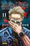 Jujutsu Kaisen – Guerra de Hechiceros #11