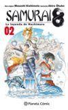 Samurai 8, la leyenda de Hachimaru #2