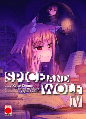 Spice and Wolf #4