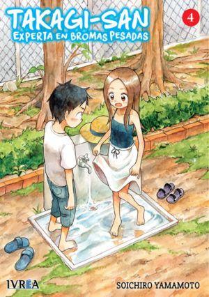 Takagi-san, experta en bromas pesadas #4