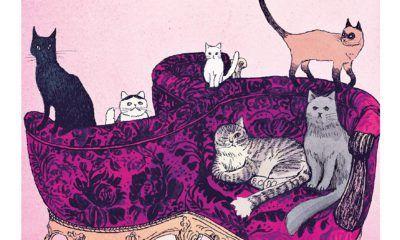 Los gatos del Louvre 1