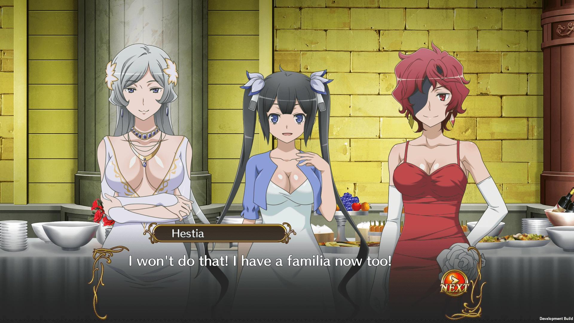Danmachi RPG_3