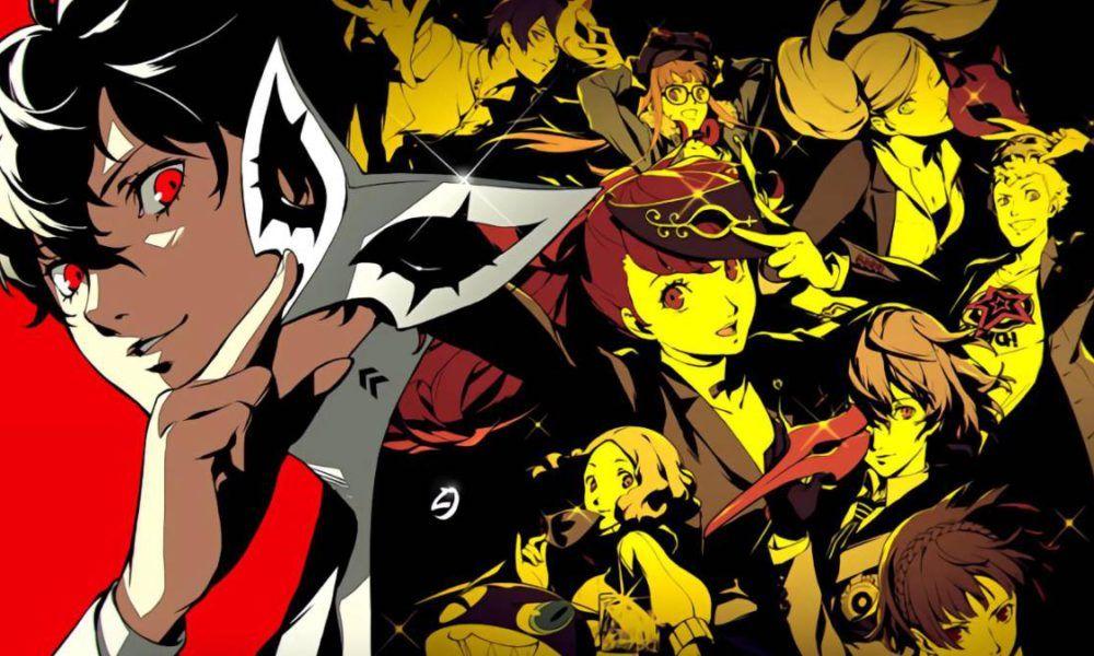 Se anuncia la fecha de lanzamiento de Persona 5 Royal para occidente