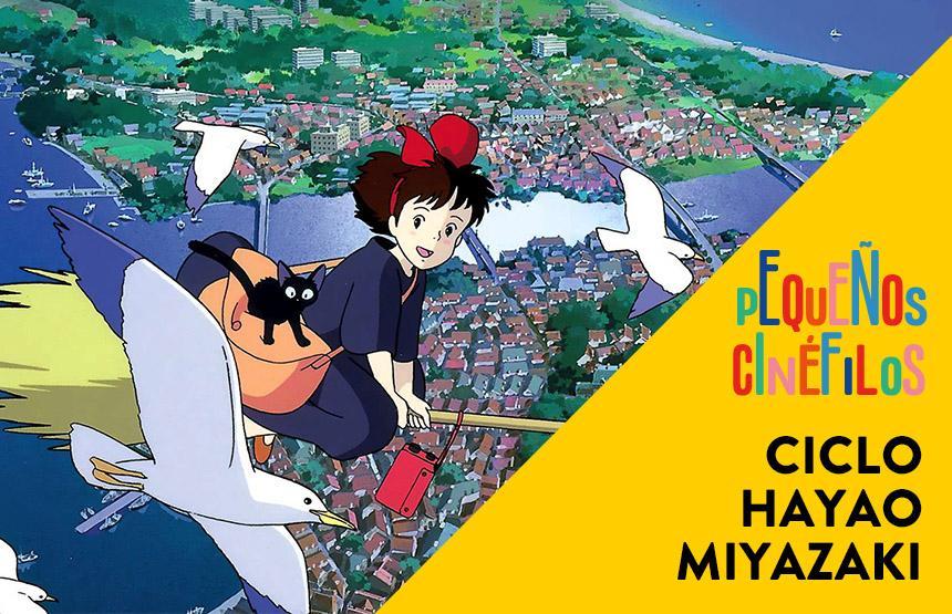 ciclo hayao miyazaki caixa forum nicky