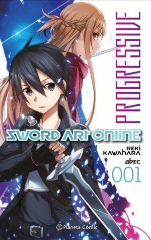 Sword Art Online Progressive (novela) #1