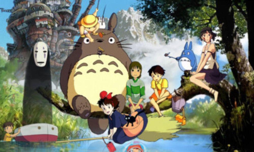 Netflix tendrá TODAS las películas de Ghibli