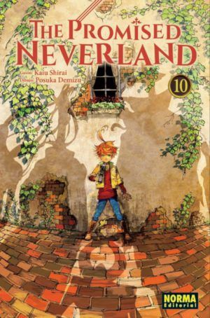 The Promised Neverland #10